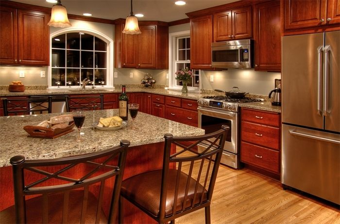 , Granite 010, Venetian Gold Granite, Kitchen Ideas, Kitchen Remodel