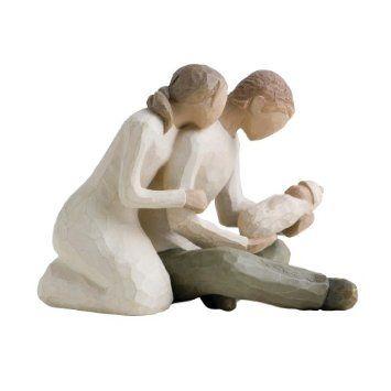 Amazon.com: Willow Tree New Life Figurine, Susan Lordi 26029: Home & Kitchen