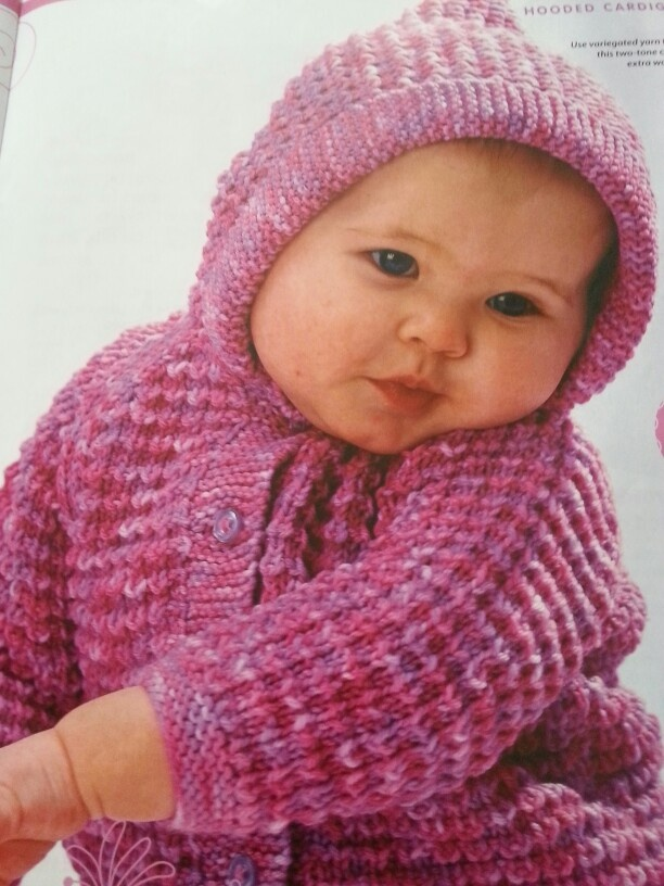 Love Knitting For Baby 4 January 2012