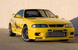 #FF1 #Leon 1995 Nissan Skyline GTR R33-01