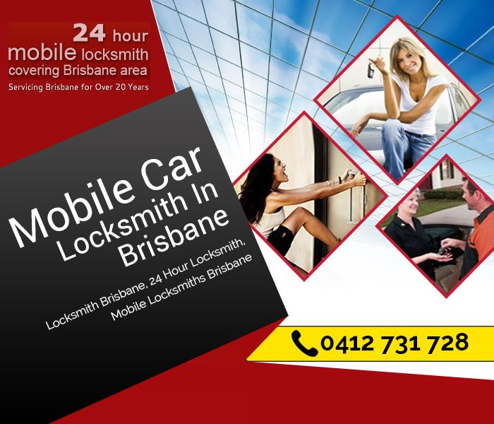 Locksmiths Brisbane is a name you can count on for remitting assistance regarding locksmith services in Brisbane. We have acquired expertise in facilitating automobile lock repairs and provide our customers with infallible locksmith services across Brisbane and its surrounding area. Address: 148 Edinburgh Castle Road, Wavell Heights, QLD 4012  Phone No: 0412 731 728