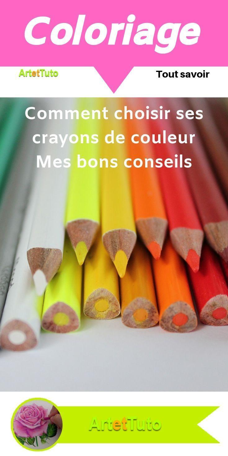 Meilleur Crayon De Couleur Pour Coloriage Adulte : meilleur, crayon, couleur, coloriage, adulte, Quels, Meilleurs, Crayons, Couleur, Comment, Choisir, Mes…, Techniques, Couleur,, Crayon, Aquarellable