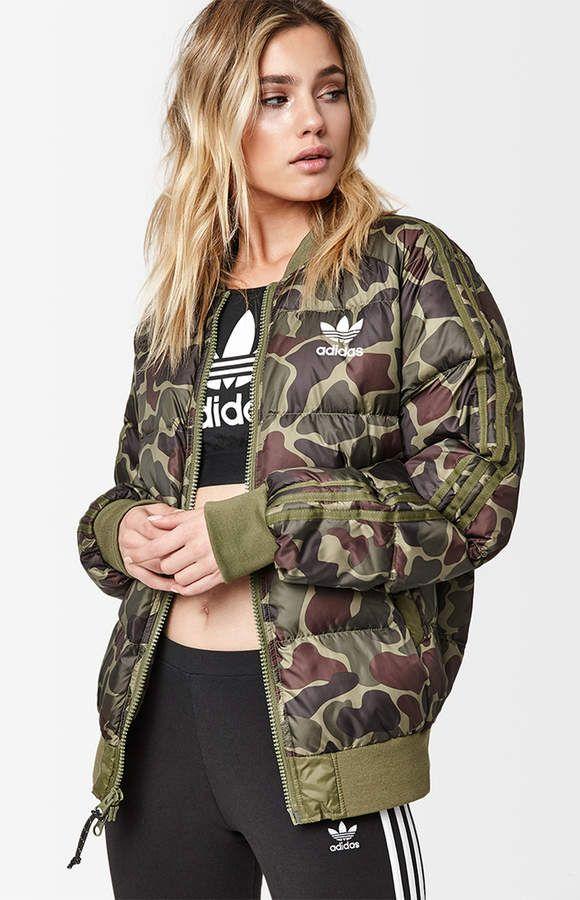 Adidas Bomber Camouflage jacke jacket