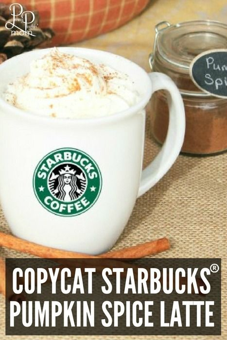 how to order pumpkin spice latte starbucks