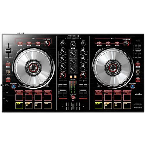Pioneer DDJ-SB2 takes you beyond control. Not only does it boast all popular features from the Pioneer DDJ-SB2, it also adds some amazing new pro-DJ functions. Hitting the decks has never been easier and more intuitive - even for first-time DJs. This controller has been upgraded with 4-deck control and dedicated buttons to switch between channels effortlessly. http://www.danelton.com/pioneer-ddj-sb2