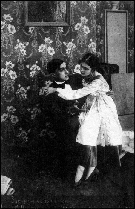 """i stroke all the little dogs for you. i love you definitively for my whole life. your lilya."" Lily Brik to Vladimir Mayakovsky, Riga to Moscow, November 1921"