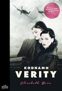 Året är 1943. En kvinnlig brittisk agent arresteras av Gestapo i det naziockuperade Frankrike. Efter veckor av tortyr går hon med på att avslöja allt, och börjar skriva sin bekännelse. Det blir berättelsen om piloten Maddie som flög henne till Frankrike, om deras vänskap och kamp för överlevnad. Berättelsen om Verity.Kodnamn Verity är såväl en tragisk historieskildring som ett spännande spionäventyr https://www.youtube.com/watch?v=QGHFFNPJ8ps&feature=youtu.be
