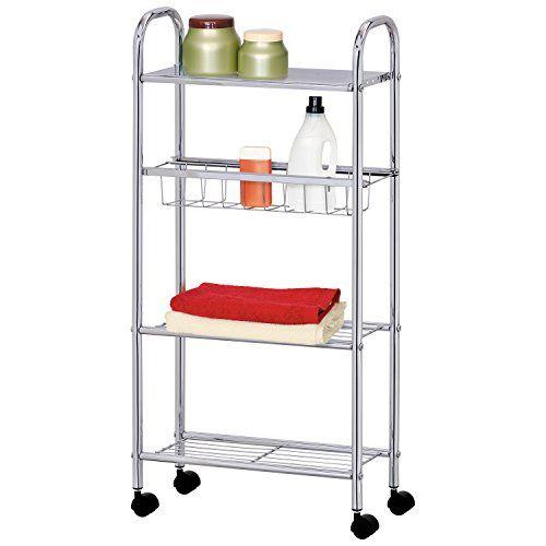 17 mejores ideas sobre carritos de cocina en pinterest for Carrito de cocina con ruedas