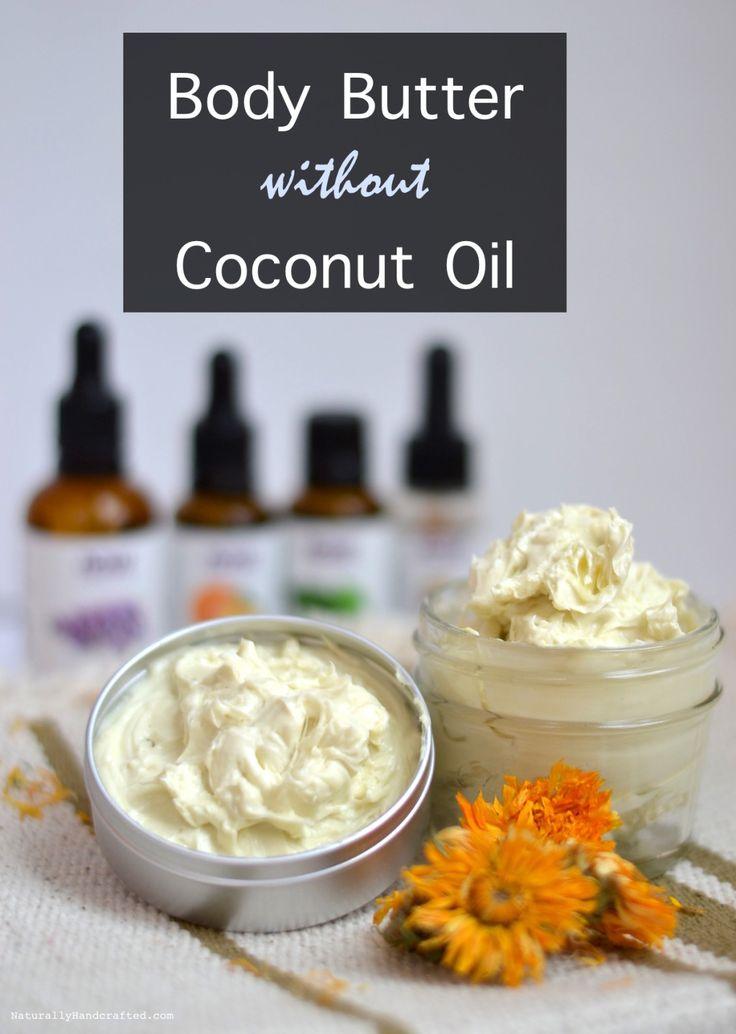 Coconut Oil Free Body Butter. Coconut oil doesn&#3…