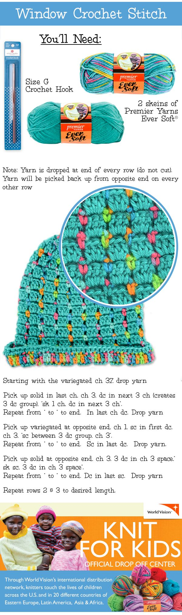 Let Us Show You How To Use A Single Stitch To Create An Entire Project!