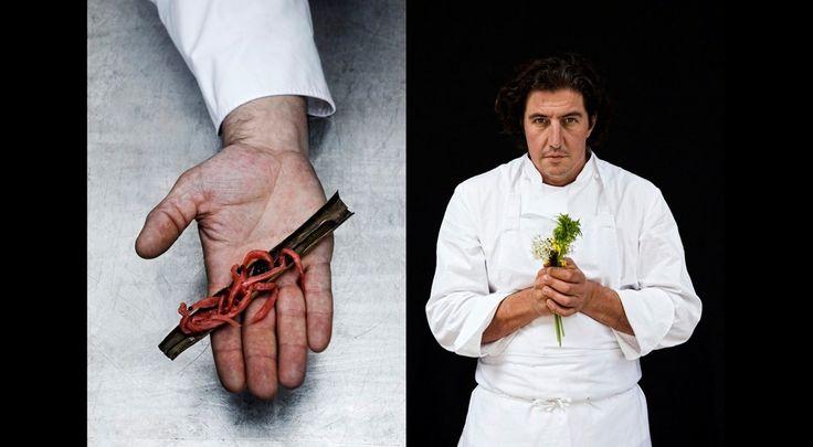 Davide Scabin and Claude Bosi by Per-Anders Jorgensen