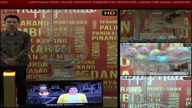 Hasil Live Togel Buntut Undian Kupon HappyNalo Periode 21 September 2016