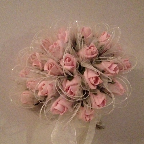 14 best foam bouquets images on pinterest wedding for What do we use silk for
