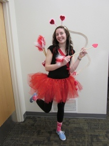 Thing-A-Day #13 & 14 – Cupid Costume | Tutus, Holiday day ...