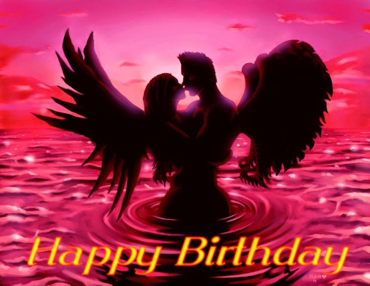 Birthday Wishes Romantic Him ~ Birthday wishes for boyfriend romantic lovely message happy