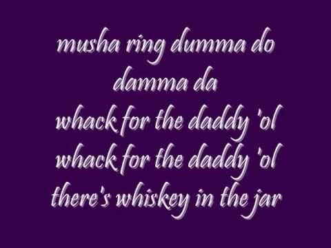 ▶ Whiskey in the jar lyrics - YouTube