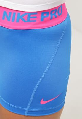 Nike Collants Pro Hyperwarm Limitless Gris Rouge Femme