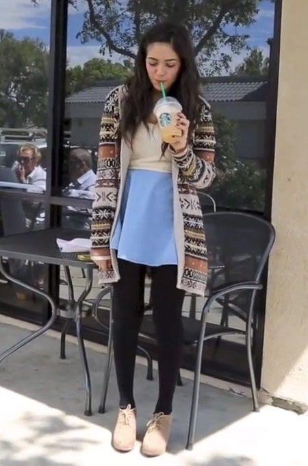 Bethers and her Starbucks ♡ Pinterest : ღ Kayla ღ