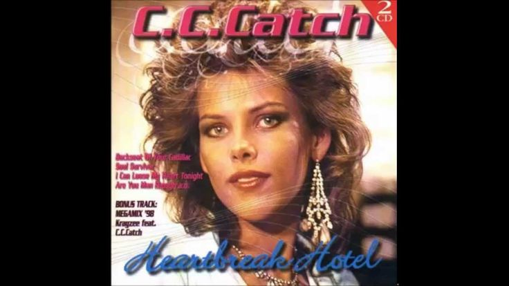 C.C.Catch - Catch The Catch (Full Album) 1986.