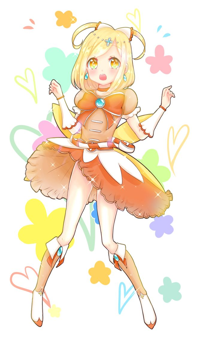 35 best Madoka Magica OC images on Pinterest | Anime girls, Robot and Anime