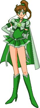 Spirit Sailor Jupiter