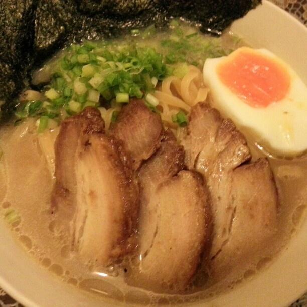 カミさんの#誕生日 #yokohama #ramen #noodle for my wifes #birthday #dinner…