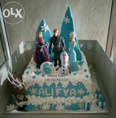 Arsip: Kue ulang tahun frozen - Banjarbaru Kota - Rumah Tangga
