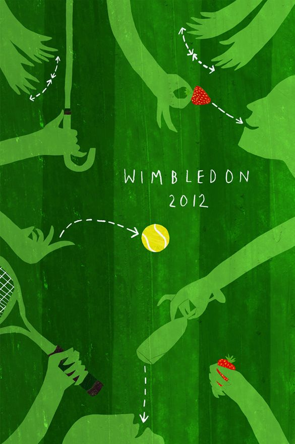 wimbledon 2012. lorna scobie.