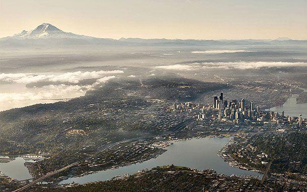 Seattle - Etats Unis