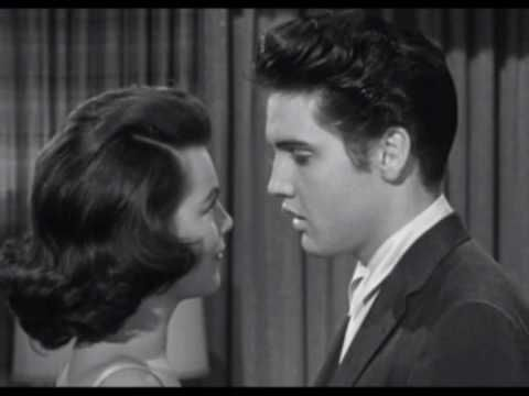 I would say, though it is not as well known as some of Elvis' other songs, that this song is just about my FAVORITE Elvis song ever!