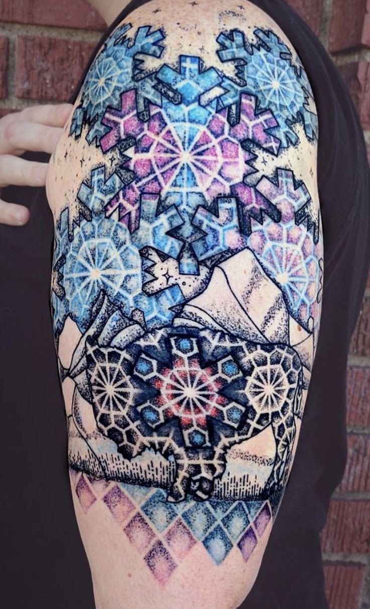 Sacred geometry buffalo tattoo tattoo parlors sacred