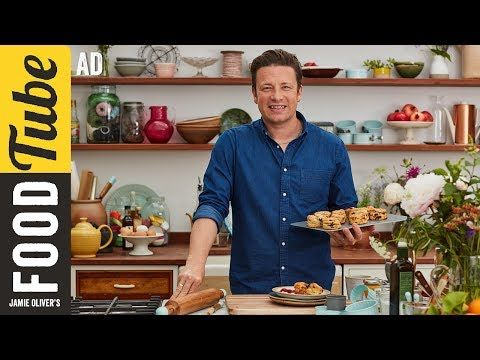 How To Make Scones | Jamie Oliver | AD - YouTube