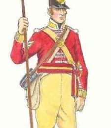 "The ""Buffs""- 3rd (East Kent) Regiment of Foot- Plattsburgh Campaign, September 1814- 3rd Brigade, Commander: Major-General Manley Power"