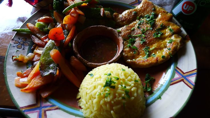 typical food in Guatemala