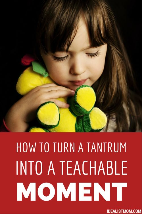 After your kid throws a temper tantrum, this is a MUST-DO step to make sure your child learns a lesson from the emotional meltdown. Awesome parenting tips you can use now!