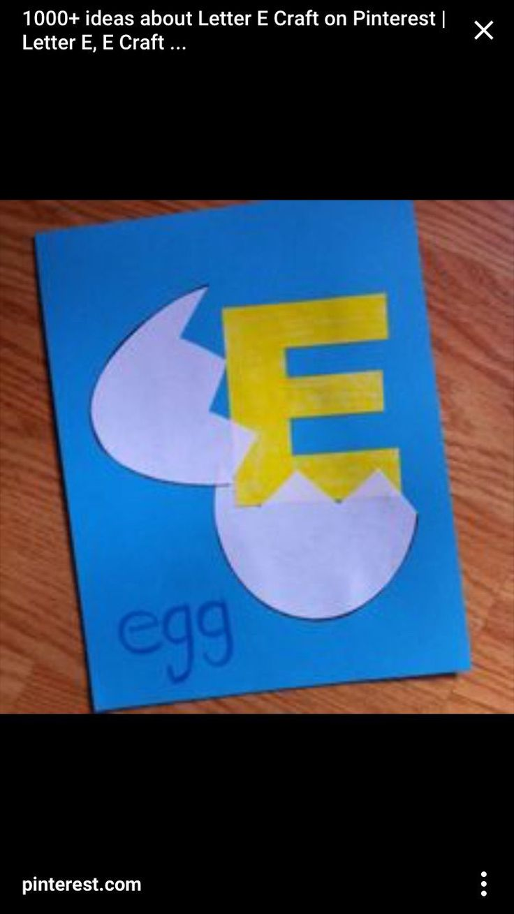 55 best Alphabet-Ee images on Pinterest | Alphabet crafts, Abc ...