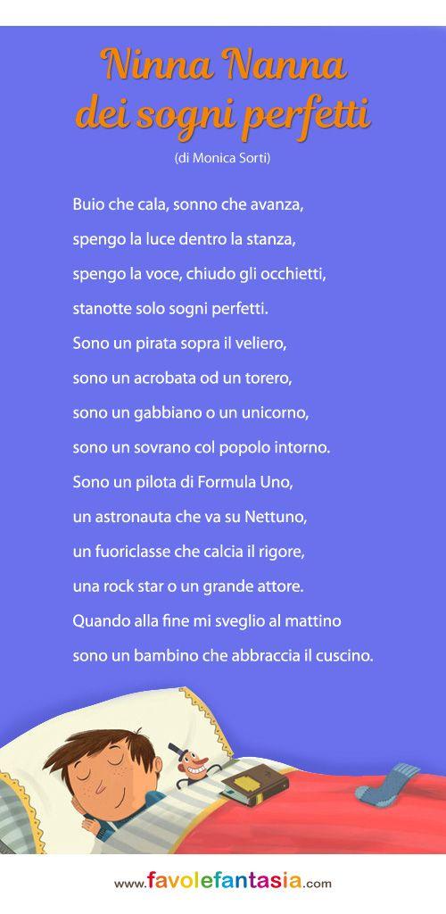 Ninna Nanna dei Sogni perfetti_Monica Sorti