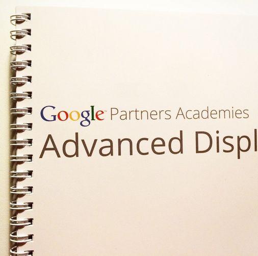 Hoy parte de OMW asistió al #GooglePartnersAcademies predicción en dos años 4 veces más demanda de #MarketingDigital