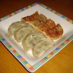 Pan Fried Chinese Dumplings