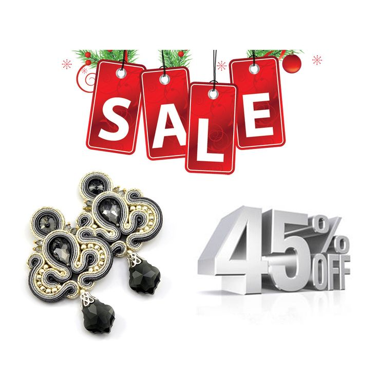 Christmas Sale, Gift, Soutache Earrings, Clip on earrings, Soutache bracelet, Handmade Jewelry, Dangle Earrings, Small, Long, Colorful by SBjewelrySoutache on Etsy