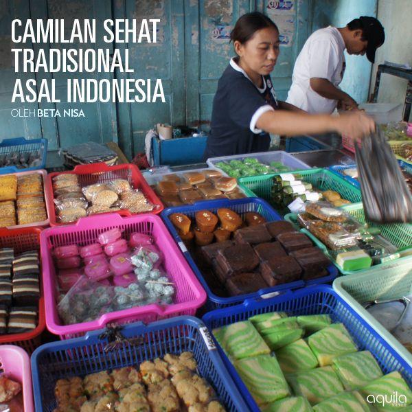 Di tengah membanjirnya produk makanan asing di Indonesia, makanan khas ibu pertiwi yang lezat sekaligus sehat tetap harus kita lestarikan