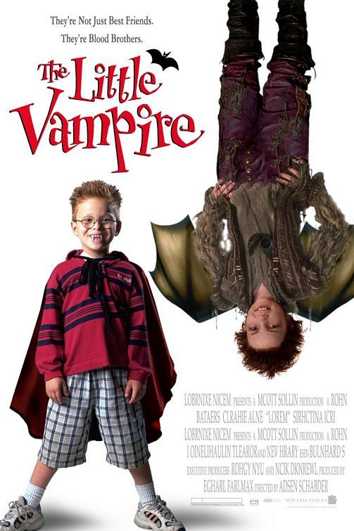 """Before Twilight film makers knew they needed to keep changing vampires. Instead of being a horror movie """"The Little Vampire"""" was aimed at children. Rather than giving kids nightmares film makers wanted kids to think vampires were cool."""