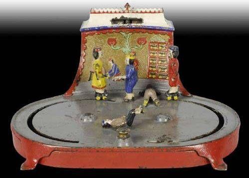 antique gumball machine value