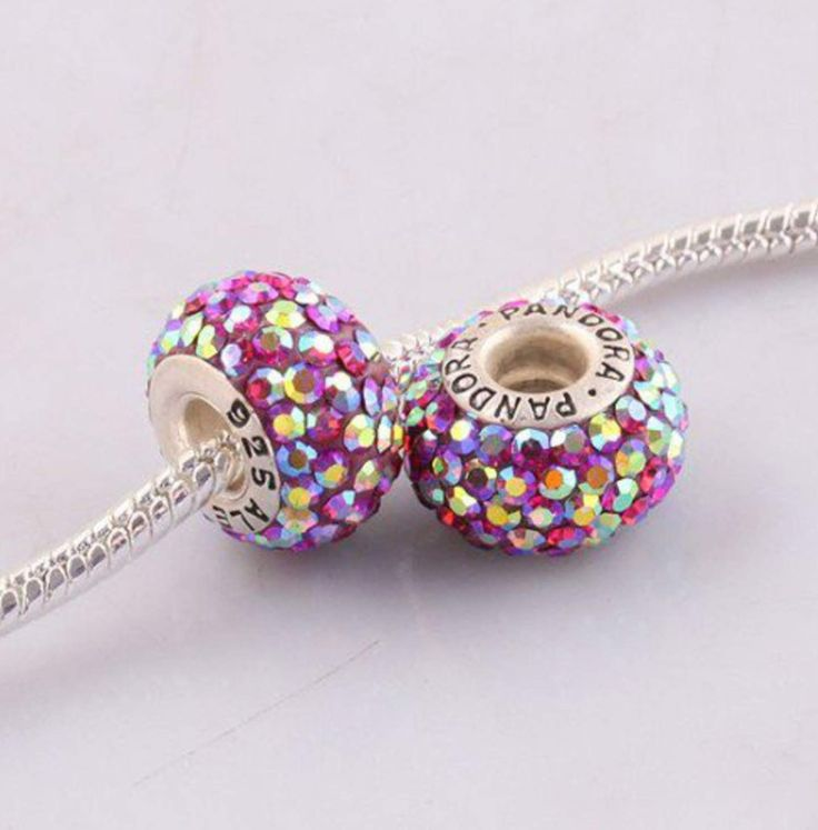 Prettiest pandora charm! I definitely need these for my pandora bracelet!!!!!!!!!!