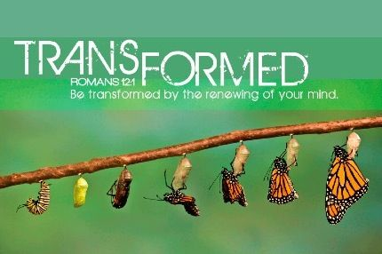 Be Transformed Romans 12 2 | Transformed: A Series Through Romans — NewDay Covenant Church
