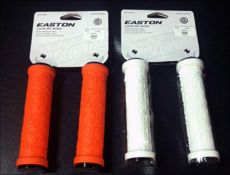 Easton Lock-On carbon-friendly handlebar Grip #mtb #handlebargrip #easton #carbon #mountainbike #thepathbikeshop