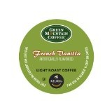 Green Mountain Coffee K-Cup Portion Pack for Keurig K-Cup Brewers,  French Vanilla (Pack of 96) - http://www.freeshippingcoffee.com/brands/green-mountain-coffee/green-mountain-coffee-k-cup-portion-pack-for-keurig-k-cup-brewers-french-vanilla-pack-of-96-2/ - #GreenMountainCoffee
