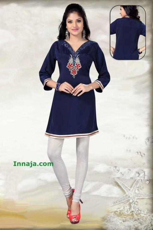 Kobieca tunika indyjska w stylu Bollywood r. 38