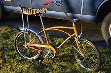 1968 Sears Spyder boys Tiger banana seat bike