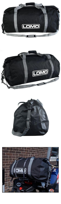 Lomo 60L Dry Bag Holdall - Black